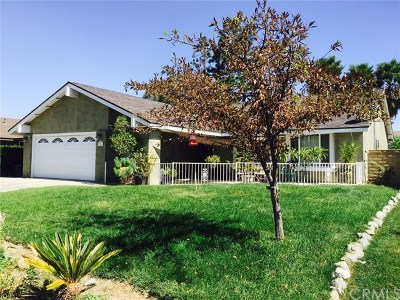 Chino Single Family Home For Sale: 12303 Sonoma Court