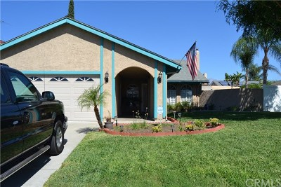 Chino Single Family Home For Sale: 6348 Lee Court
