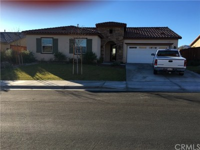 Moreno Valley Single Family Home For Sale: 12109 Diego Court