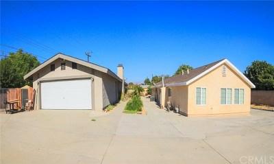 Baldwin Park Multi Family Home For Sale: 3537 Vineland Avenue