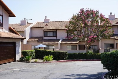 Upland Condo/Townhouse For Sale: 930 N Redding Way #D