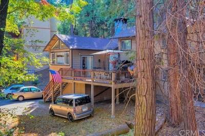Crestline Single Family Home For Sale: 24601 San Moritz Drive
