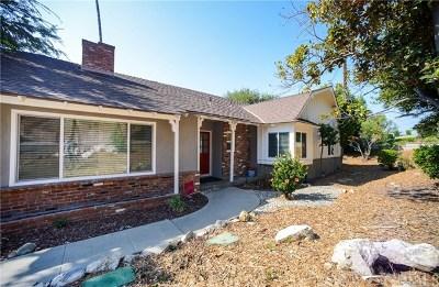 Whittier Single Family Home For Sale: 13958 Mar Vista Street