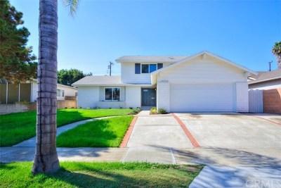 Cypress Single Family Home For Sale: 10593 Jill Street