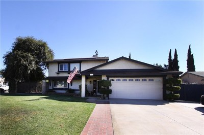 Rancho Cucamonga Single Family Home For Sale: 7935 Malachite Avenue