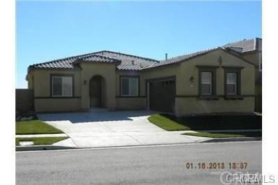 Rancho Cucamonga Single Family Home For Sale: 12187 Maroon Drive