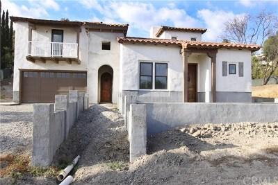 Walnut Single Family Home Active Under Contract: 19935 Camino De Rosa
