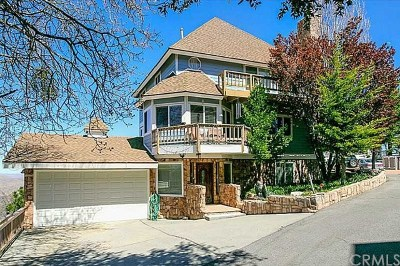 Lake Arrowhead Single Family Home For Sale: 29076 Mammoth Drive
