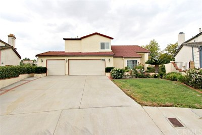 Rowland Heights Single Family Home For Sale: 19202 Allwood Ct.