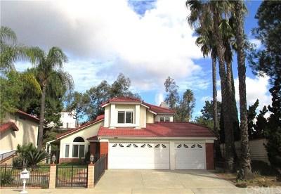 Diamond Bar Single Family Home For Sale: 660 Pantera Drive