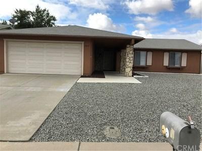 Menifee Single Family Home For Sale: 27617 Charlestown Drive