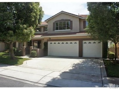 Rancho Cucamonga Single Family Home For Sale: 7647 Merrimack Place