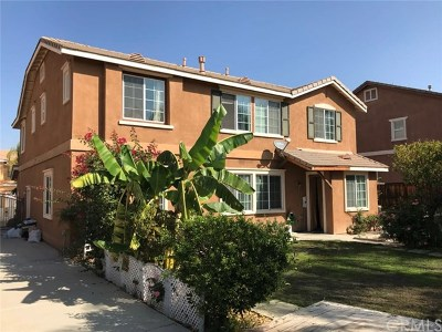 Riverside Single Family Home For Sale: 19941 Paso Robles Drive