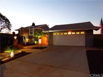 Corona Single Family Home For Sale: 1024 Rolling Hills Drive