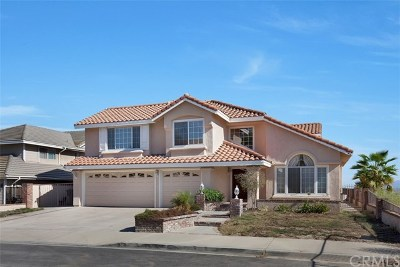 Chino Hills Single Family Home For Sale: 13671 Morning Star