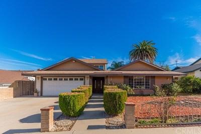 Chino Hills Single Family Home For Sale: 14971 Ashwood Lane