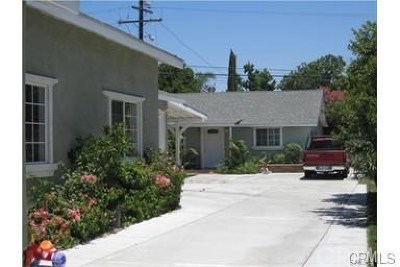 Chino Multi Family Home For Sale: 13065 5th Street