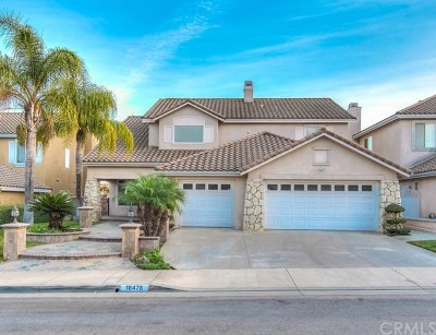 Rowland Heights Single Family Home For Sale: 18478 Stonegate Lane