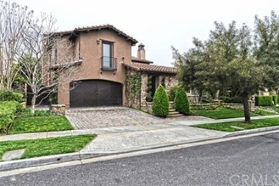 Irvine Single Family Home For Sale: 108 Ambiance