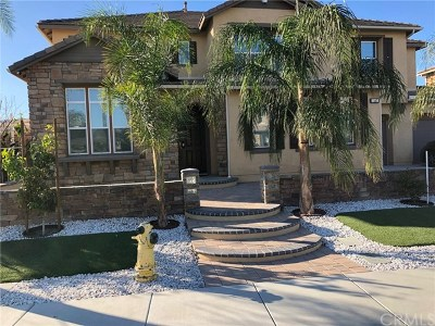 Eastvale Single Family Home For Sale: 7267 Elysse