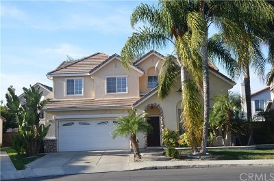 Chino Hills Single Family Home For Sale: 5628 Andover Way