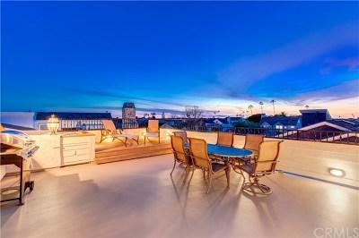 Newport Beach Single Family Home For Sale: 445 Seville Avenue