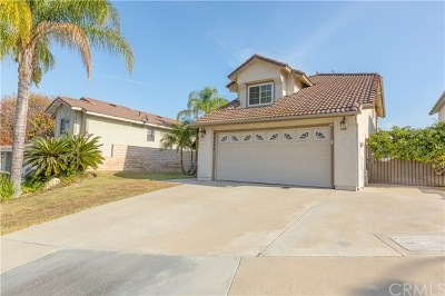 Chino Hills Single Family Home For Sale: 13455 Catalonia Court