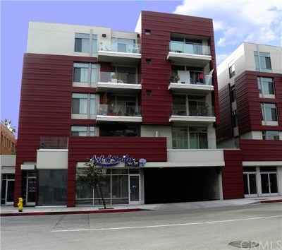 Pasadena Condo/Townhouse For Sale: 133 S Los Robles Avenue #308