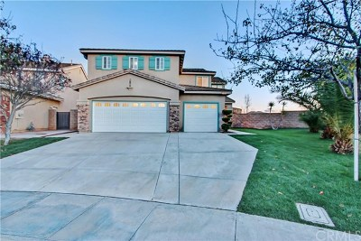 Eastvale Single Family Home For Sale: 7495 Coco Ct