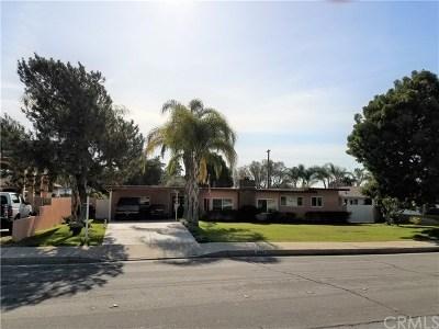 Glendora Single Family Home For Sale: 1024 E Bennett Avenue