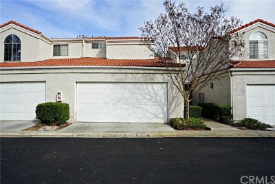 Chino Hills Condo/Townhouse For Sale: 13194 Spire Circle