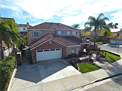 Rowland Heights Single Family Home For Sale: 18402 Vantage Pointe Drive