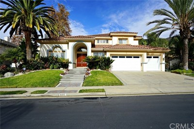 La Verne Single Family Home For Sale: 2435 Costa Del Sol
