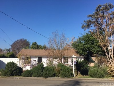 San Gabriel Single Family Home Active Under Contract: 917 E Wells Street