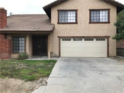 Walnut Single Family Home For Sale: 330 Camino De Teodoro