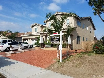 Corona Single Family Home For Sale: 13328 Heather Lee Street