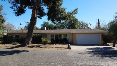 Riverside Single Family Home For Sale: 3328 Riverview Drive