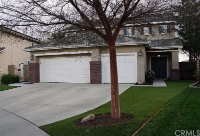 Chino Hills Single Family Home For Sale: 5081 Jade Terrace