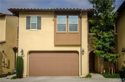Chino Hills Condo/Townhouse For Sale: 2360 Crystal Pointe
