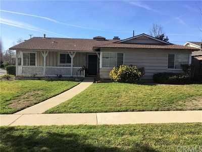 Claremont Single Family Home For Sale: 1503 Lynoak Drive