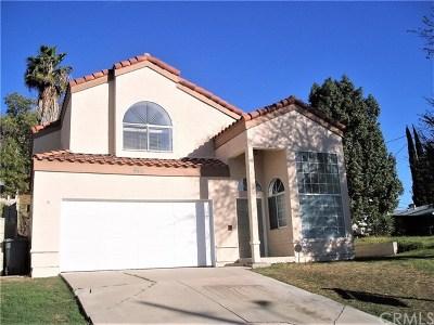 Walnut Single Family Home For Sale: 19613 Camino De Rosa