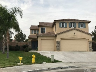 Eastvale Single Family Home For Sale: 12996 Rae Court