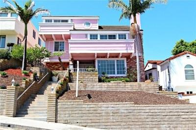 San Pedro CA Single Family Home For Sale: $1,098,000