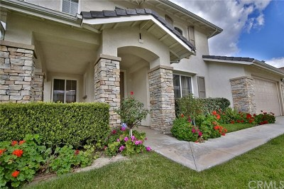 Chino Hills Single Family Home For Sale: 16846 Tamarind Court