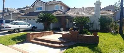 Walnut Single Family Home For Sale: 20320 E Crestline Drive
