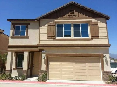 Upland Single Family Home For Sale: 866 Christain Court