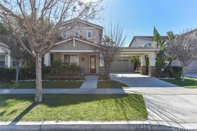 Rancho Cucamonga Single Family Home For Sale: 12835 Silver Rose Court