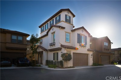 Chino Condo/Townhouse For Sale: 14561 Hillsdale Street