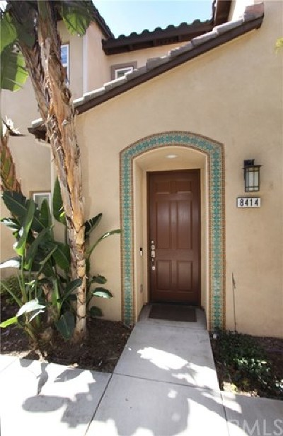 Chino Condo/Townhouse For Sale: 8414 Forest Park Street