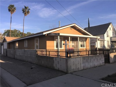 Pomona Single Family Home For Sale: 664 S Gibbs Street